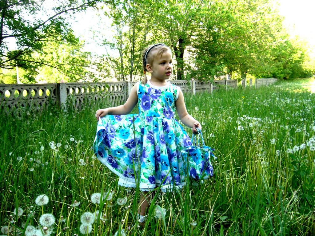 Выкройка детское платье трикотаж фото 503