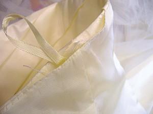 как правильно ушить платье