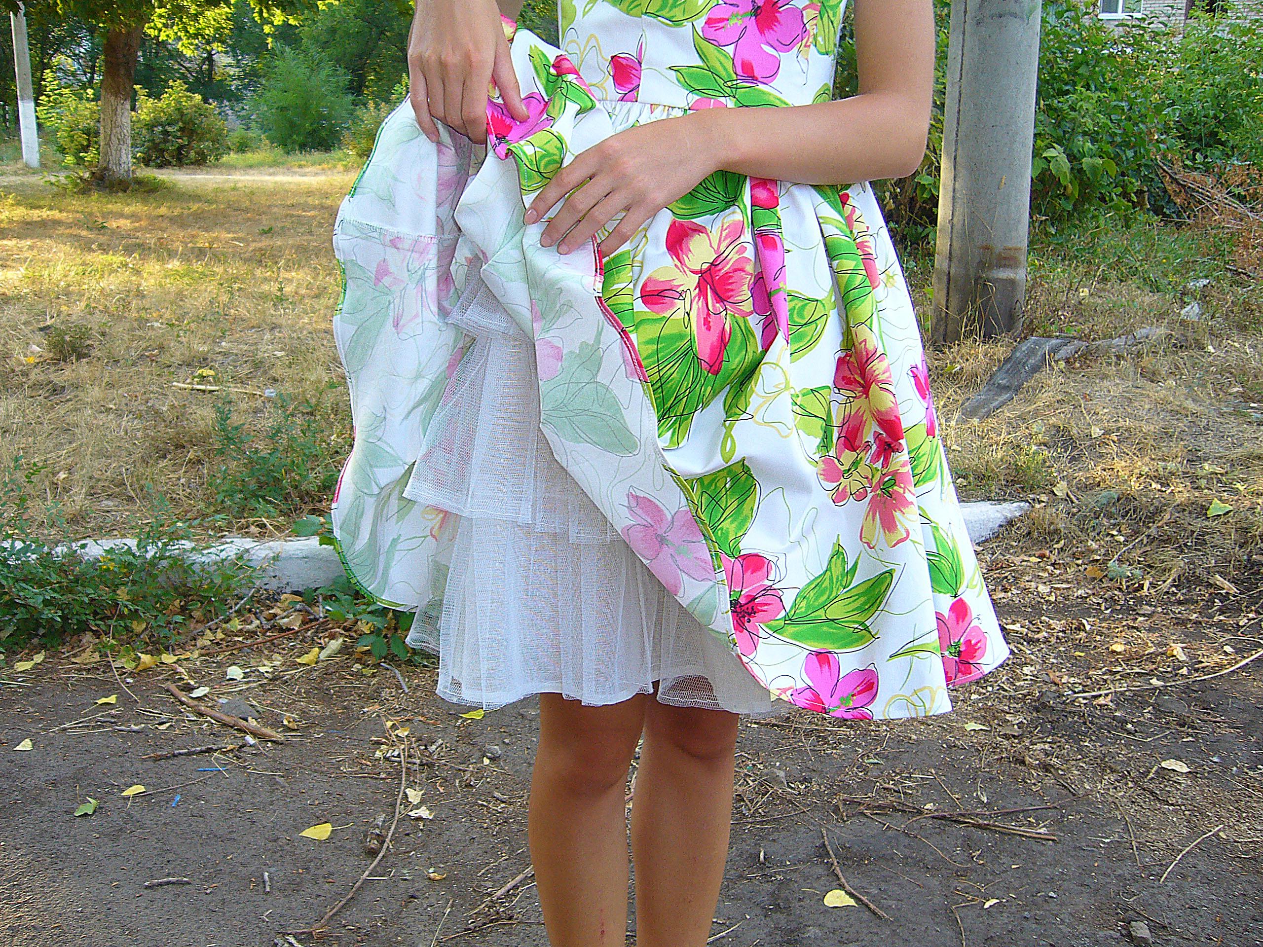Нижние юбки для полных