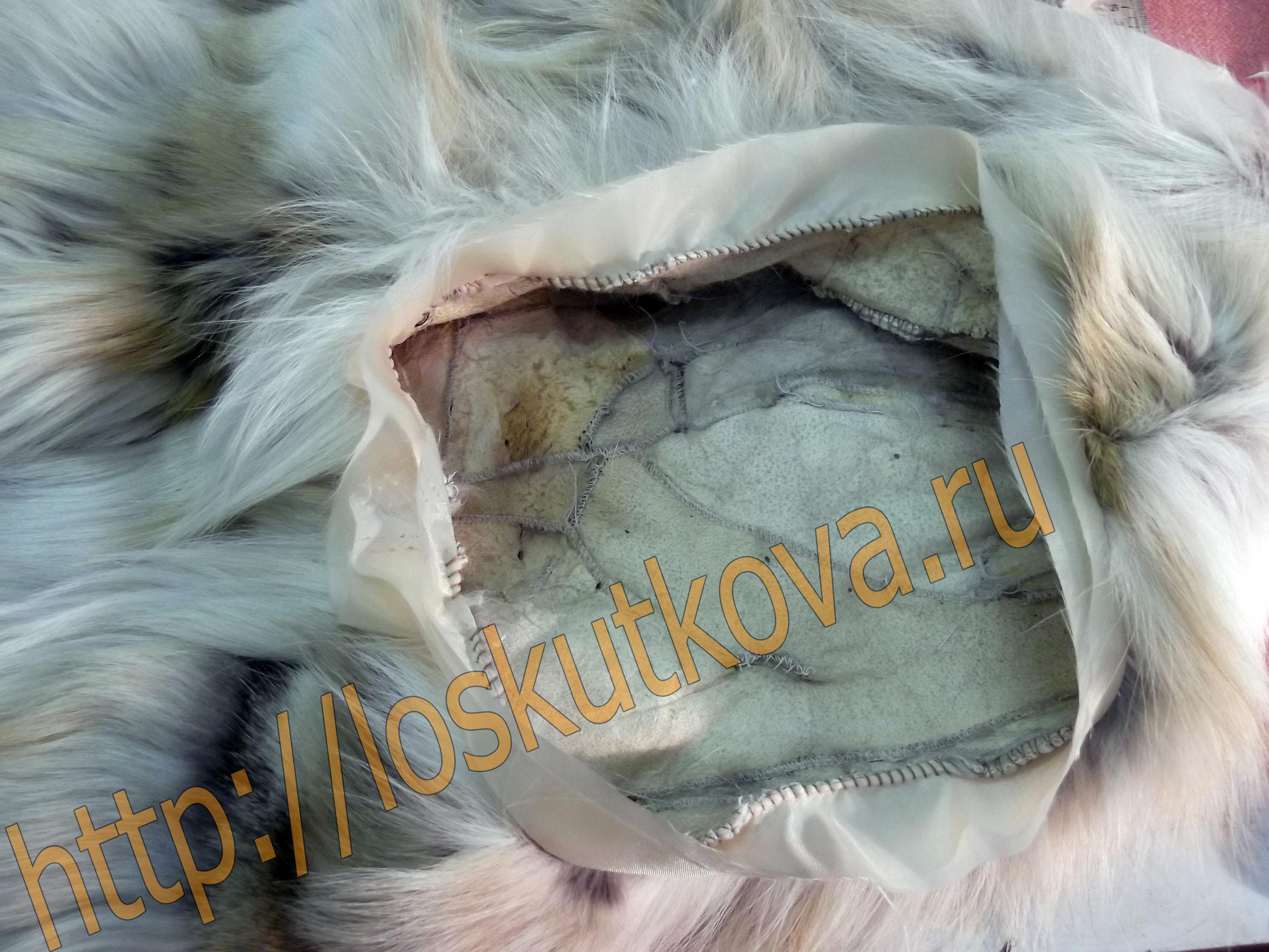 Как сшить жилетку своими руками с меха.видео фото 355