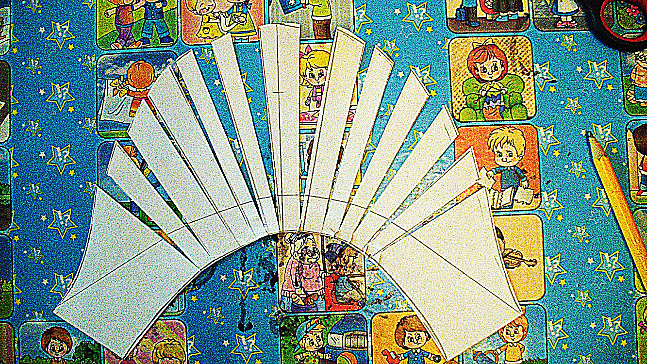 Выкройка детского рукава-фонарика фото 492