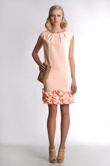 Горловина для летнего платья