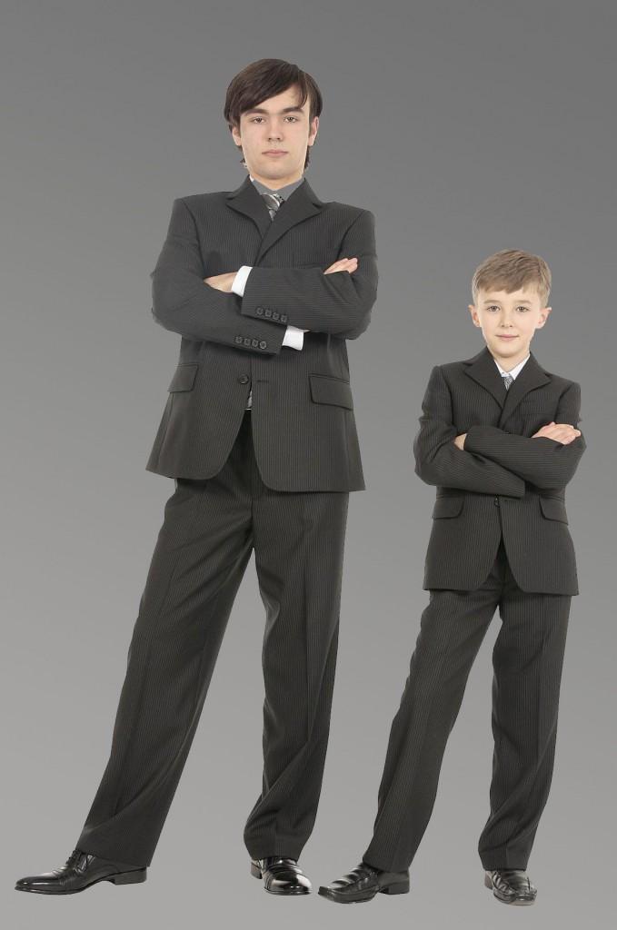 построение выкройки брюк для мальчика 10 лет