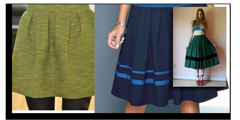 Это юбка татьянка на сборке