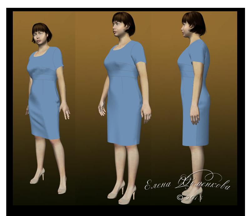 Курсы по выкройки платье